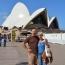 Visit to Sydney Australia