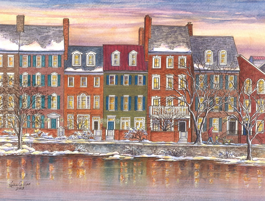 Homes On The Waterfront Old Town Alexandria Va Leisa