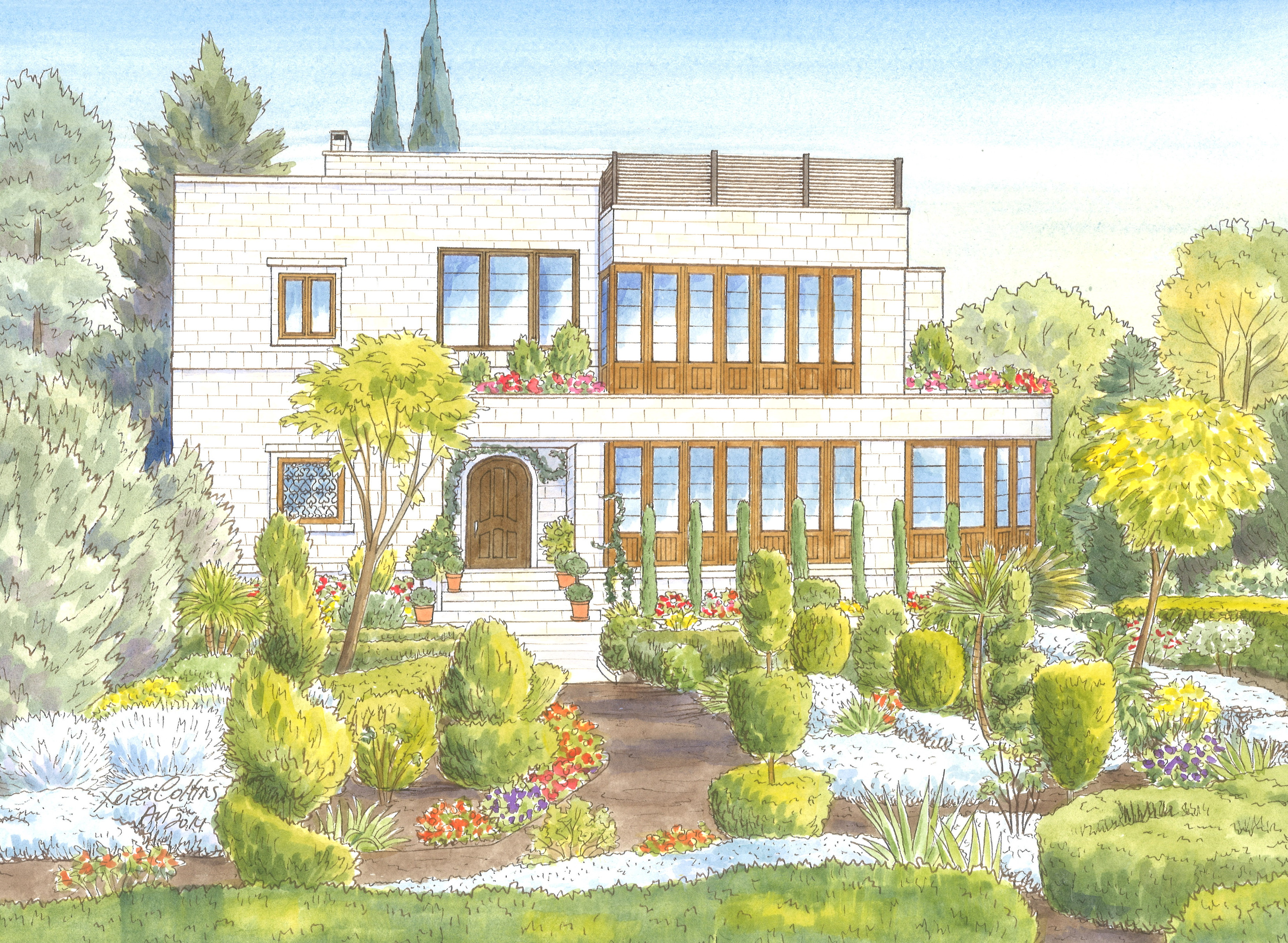 Home-in-Jordan-front.-COMMISSION-for-Dana-Toukan